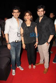 Celebs during Bhootnath Returns Success party