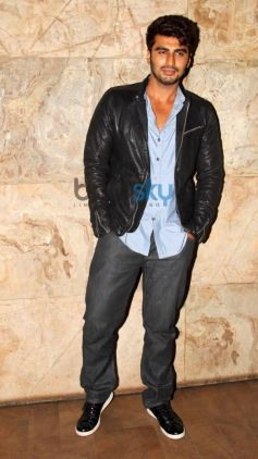 Arjun Kapoor at Youngistaan screening