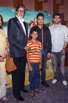 Bhoothnath Returns Promotion in New Delhi