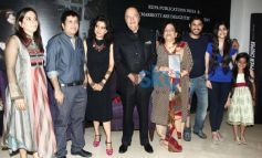 Bollywood celebs at Prem Chopra Biography Launch