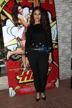 Ileana D'Cruz at Mai Tera Hero and Ragini MMS 2 success party