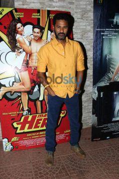 Prabhu Deva at Mai Tera Hero and Ragini MMS 2 success party
