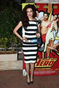 Karishma Tanna at Mai Tera Hero and Ragini MMS 2 success party