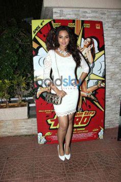 Sonakshi Sinha at Mai Tera Hero and Ragini MMS 2 success party
