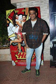 Anurag Basu at Mai Tera Hero and Ragini MMS 2 success party