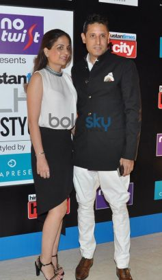 Celebs at HT City Delhi Most stylish Awards
