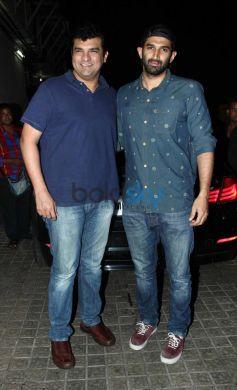 Aditya Roy Kapoor at Main Tera Hero Special Screening