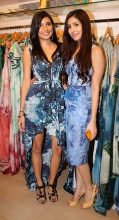 Celebs at Sonya Vazifdar new collection launch