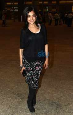 Celebs spotted at International Airport Andheri