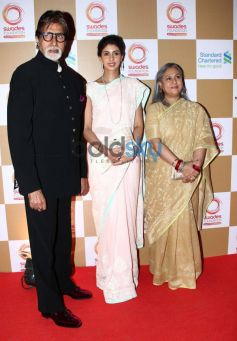 Bachchan Family at Swades Foundation star studded fundraise