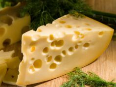 Cheese For Eye Care