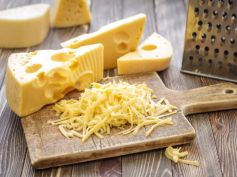 Cheese For Healthy Bones