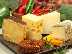 Cheese For Weight and Muscle Gain
