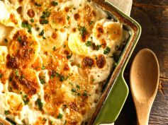 Cheesy Potato Au Gratin Recipe For Easter
