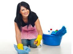 Cleaning Home After Easter Easy Tips