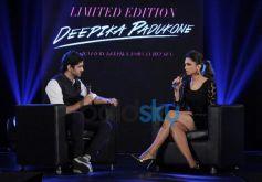 Deepika Padukone launches Van Heusen Spring Summer 2014 collection
