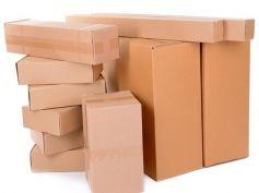 House shifting boxes