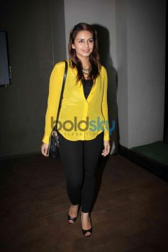 Huma Qureshi at Hawwa Hawai Special Screening