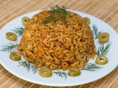 Jackfruit Rice