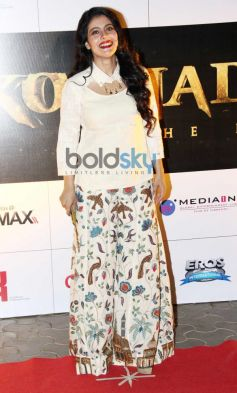 Kajol at Kochadaiyaan event