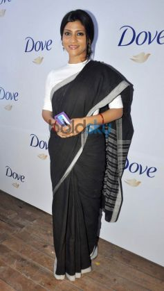 Konkana Sen Sharma at pannel discussion of DOVE