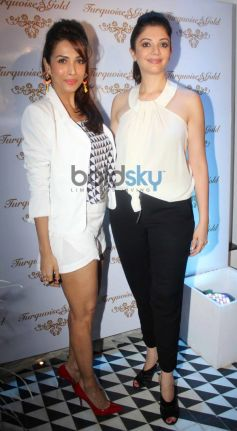 Malaika Arora Khan Inagurates Turquoise and Gold store