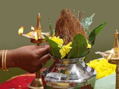 Mango Leaves Symbolise Life