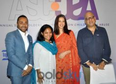 Rahul Bose and Kalki Koechlin at Announcement of ASCCSA