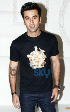 Ranbir Kapoor at Wrap up party of Bombay Velvett