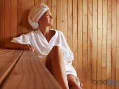 Sauna Is The Key