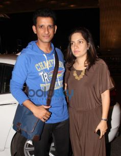 Sharman Joshi Leave for IIFA 2014