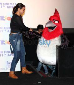 Sonakshi Sinha at Rio 2 hindi trailor launch
