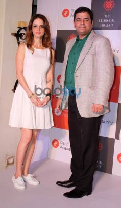Suzanne Khan at  Pearl Academy Mumbai Campus launch