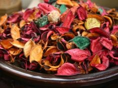 The Fragrance Of Potpourri