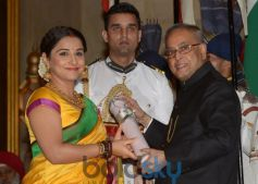 Vidya Balan during award function
