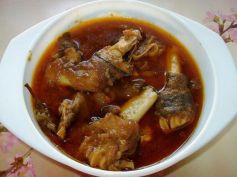 Yummy Mutton Paya Recipe
