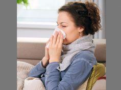 Against sore throat