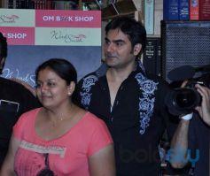Arbaaz Khan launches Vickrant Mahajan Book
