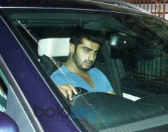Arjun Kapoor during 2 States screening