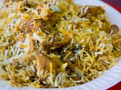 Authentic Hyderabadi Chicken Dum Biryani