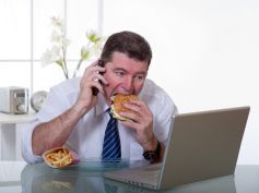 Avoid Working Lunches