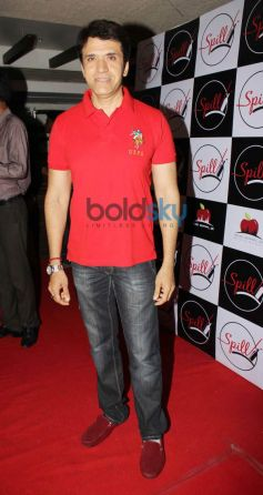 Bollywood celebs at launch of Spill Bar at Andheri