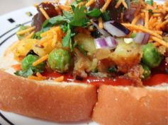 Bread Chaat Recipe