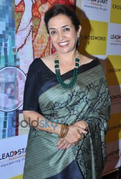 Celebs atPratima Kapur Book launch