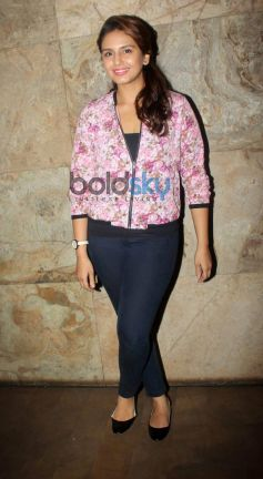 Huma Qureshi at Hawwa Hawwai screening