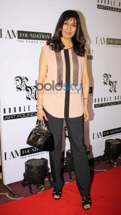 Celebs at I AM Foundation launch