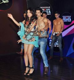 Celebs at Mr. India World 2014