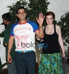Celebs snapped at Olive in Bandra