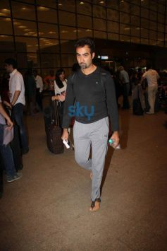 Celebs spotted at International Airport