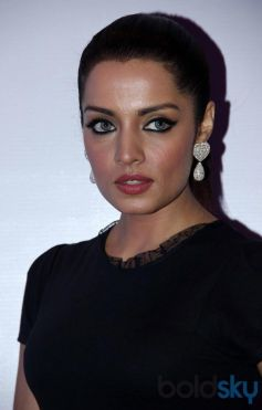 Celina Jaitly at United Nations Free and Equal campaign